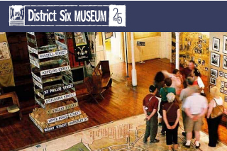 The District Six Museum, Cape Town